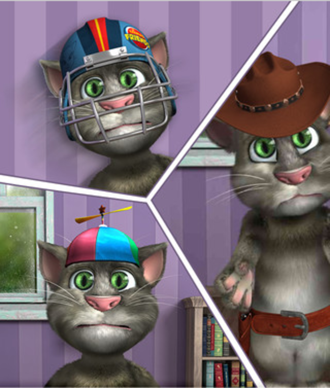Talking Tom Cat 2 para iPad
