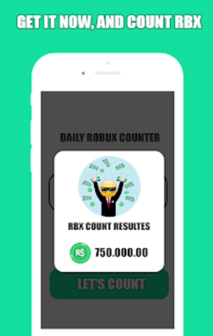 Get Free Robux Counter For Roblox 2020 For Android Apk Valid 200