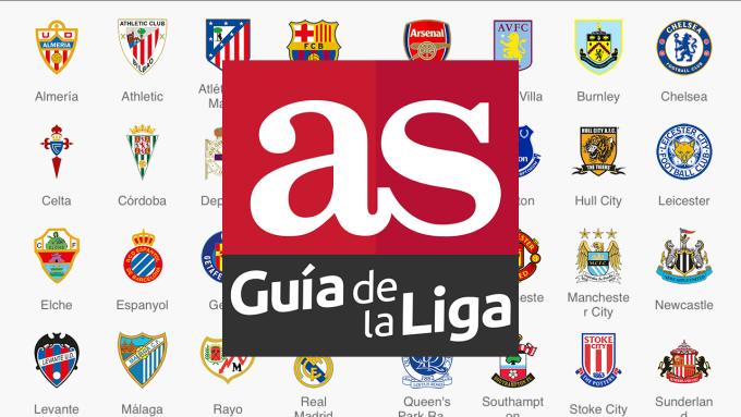 AS Guía de la Liga 2014