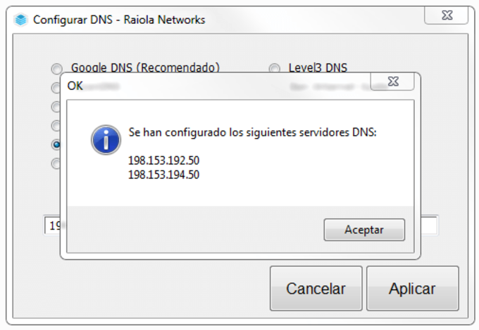 DNS Support