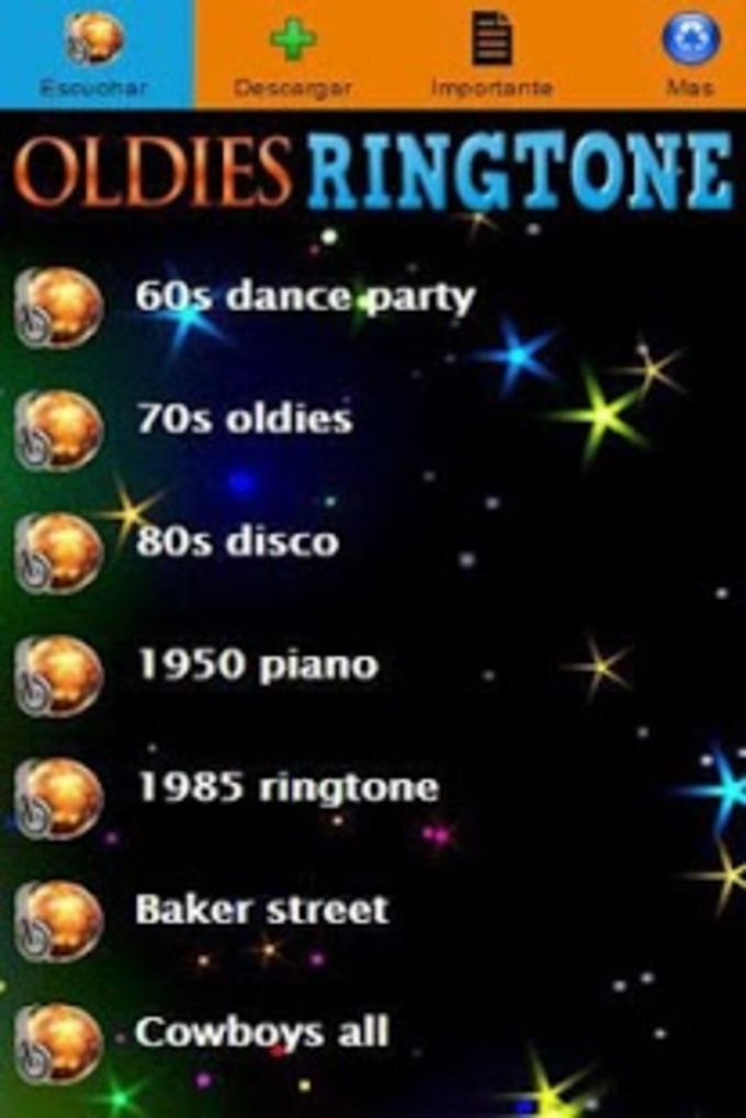 Oldies Ringtones