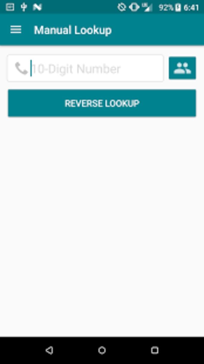 Reverse Lookup Pro
