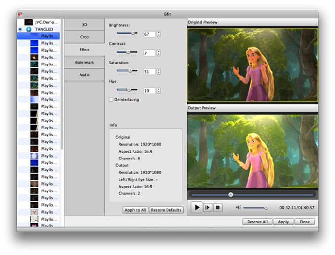 AnyMP4 Mac Video Converter Ultimate