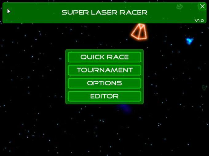 Super Laser Racer