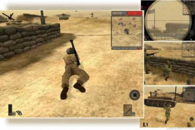 Battlefield 1942 Single-player Demo