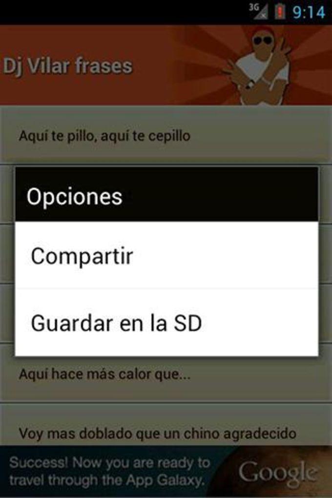 Dj Vilar Frases Para Android Descargar