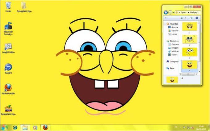 Tema SpongeBob Light