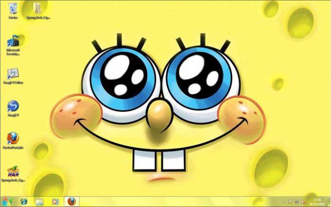 SpongeBob SquarePants Light