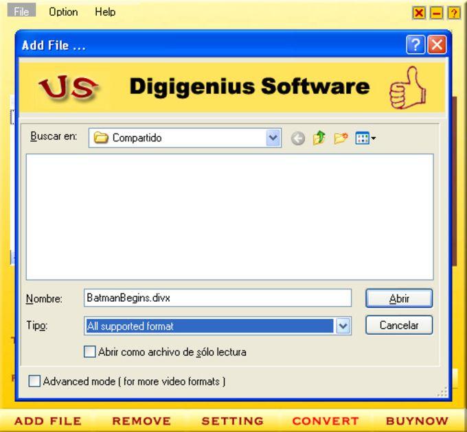 DigiGenius Video to iPhone Converter