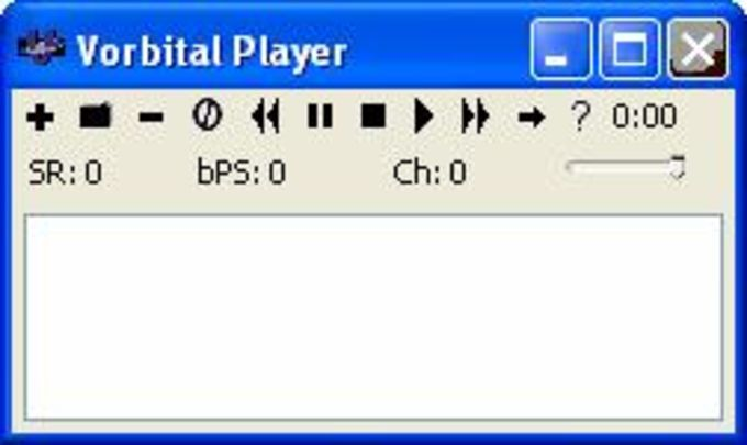 Vorbital Player