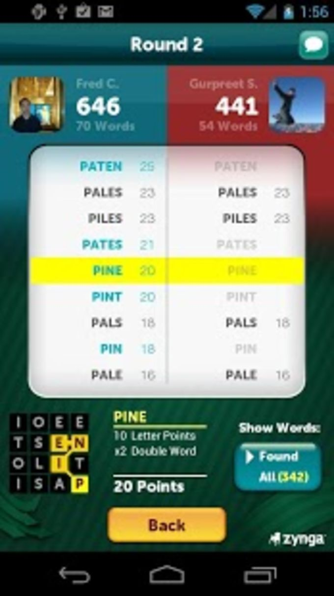 New Scramble With Friends Free