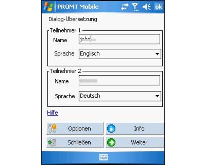 PROMT Mobile