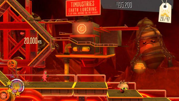 BIT.TRIP Presents Runner 2: Future Legend of Rhythm Alien