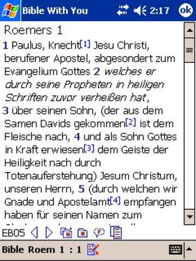 PocketPC Bible With You