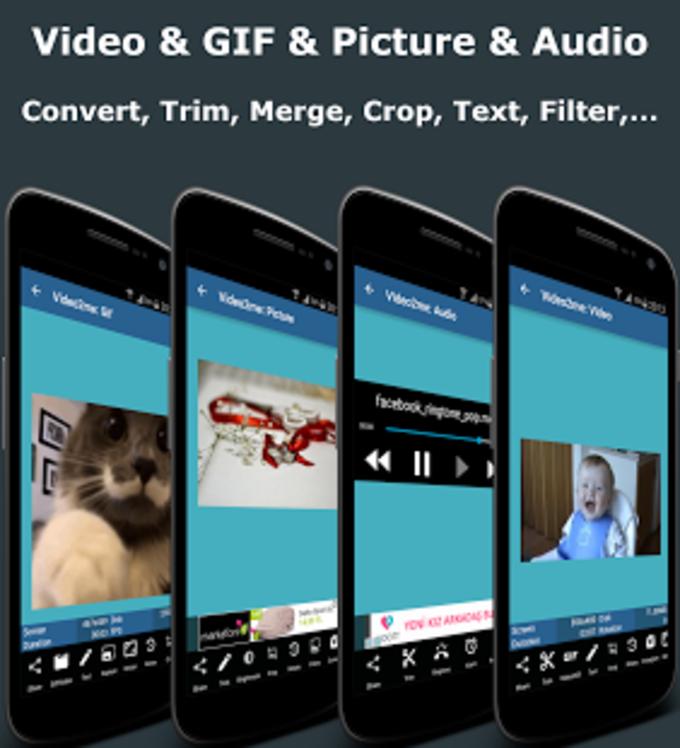 Video2me:Gifs Maker,Video Edit