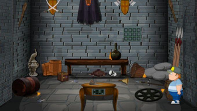 710 Dark castle escape 1