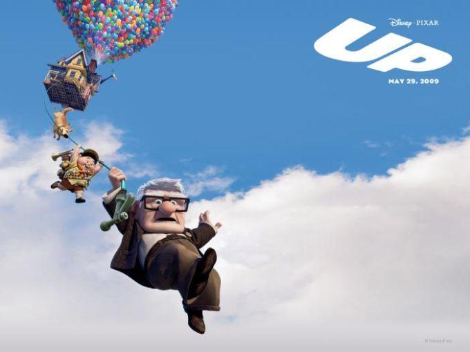 Oben (Up)