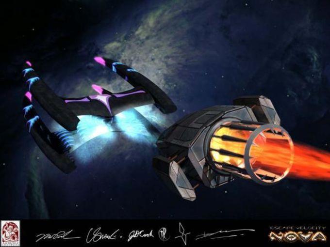 Escape Velocity Nova