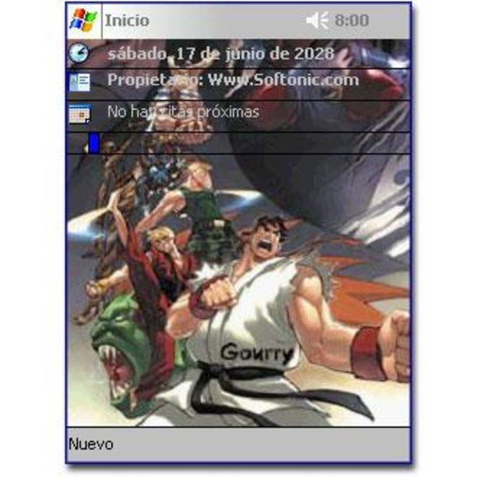 Street Fighter Power Theme