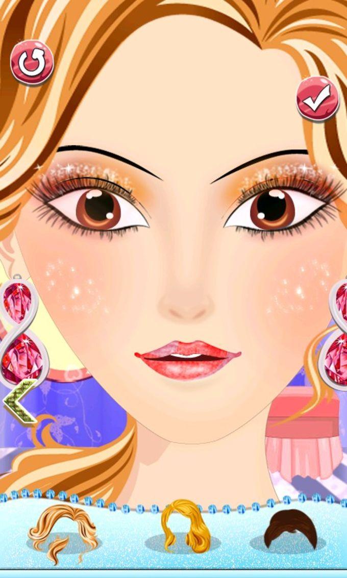 Girls Makeup Salon
