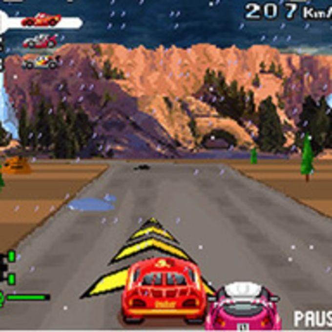 Cars Radiator Springs 500