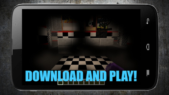 Maps fnaf for Minecraft PE