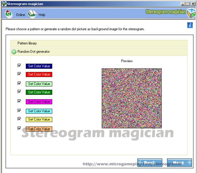 Stereogram Magician