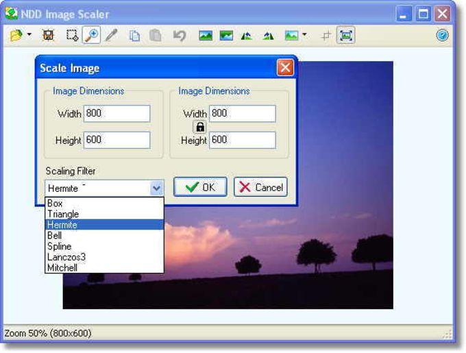 Image Scaler