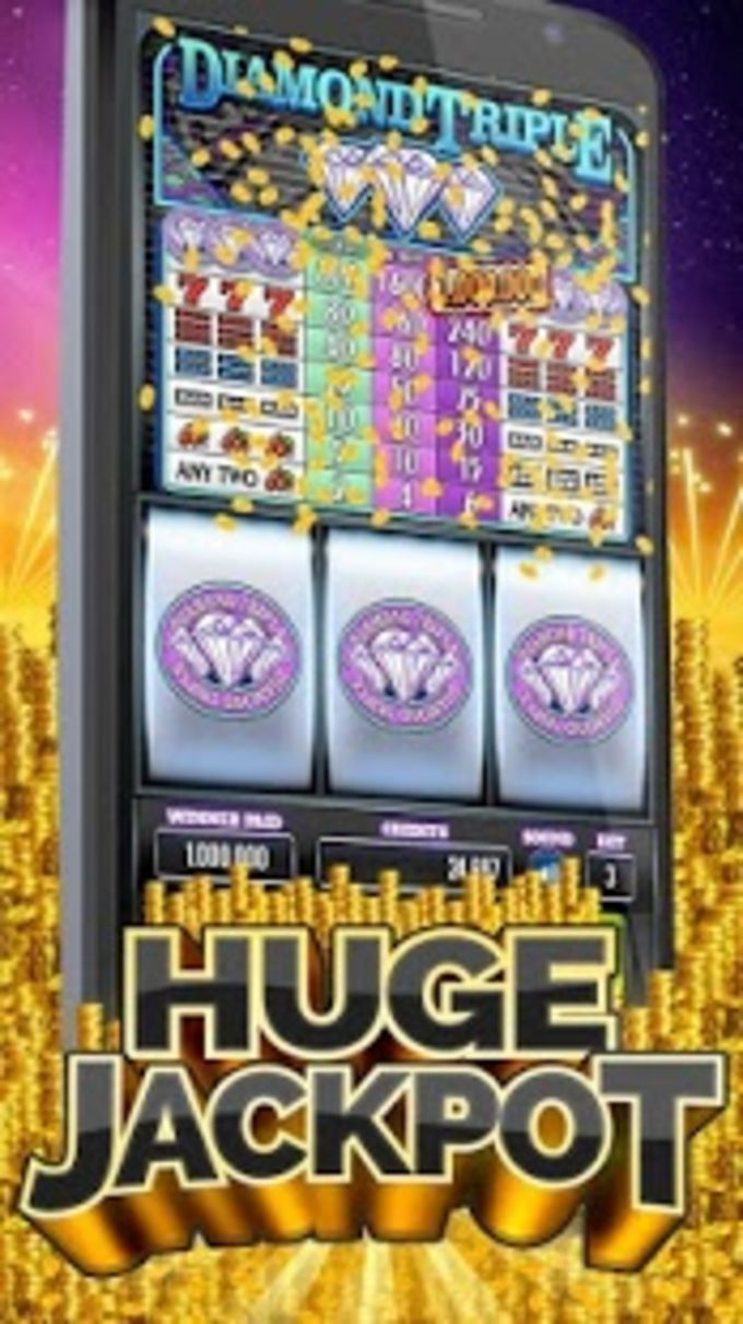 Diamond Triple Slot Machine