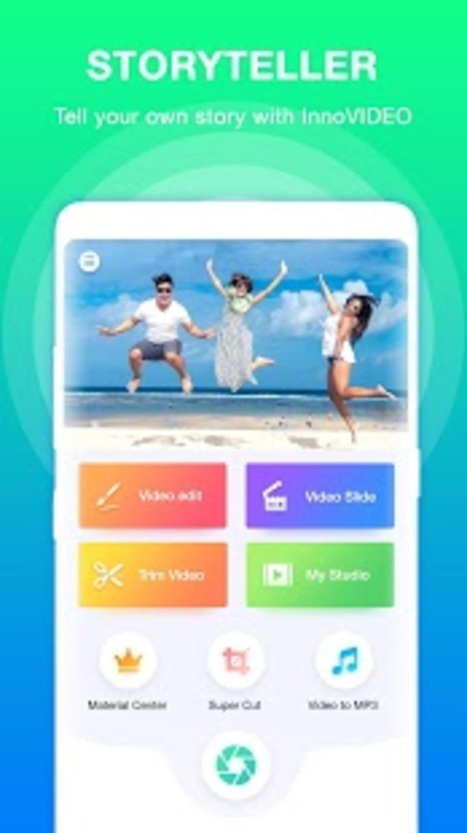 Video Maker of Photos with Song and Video Editor
