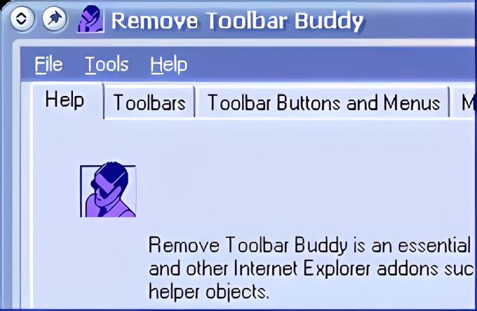 Remove Toolbar Buddy