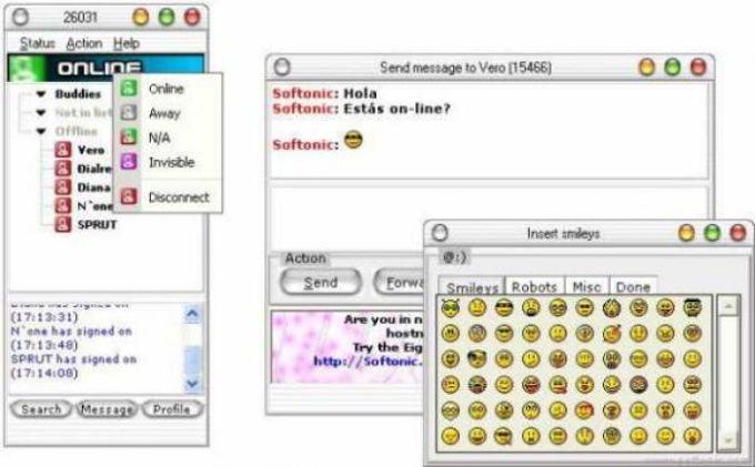 Catax Instant Messenger