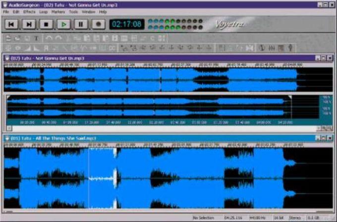 AudioSurgeon