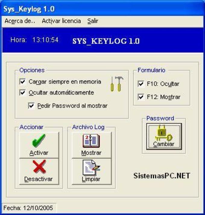 Sys_Keylog