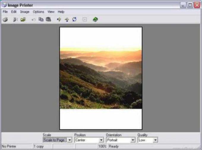 Image Printer