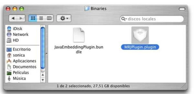 Java Embedding Plugin