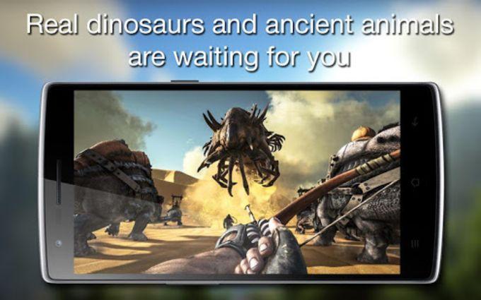 Ark Evolution Best Survival Games