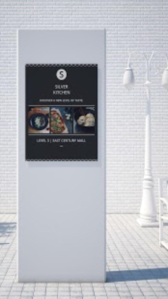 Poster Maker  Digital Marketing Flyer Design