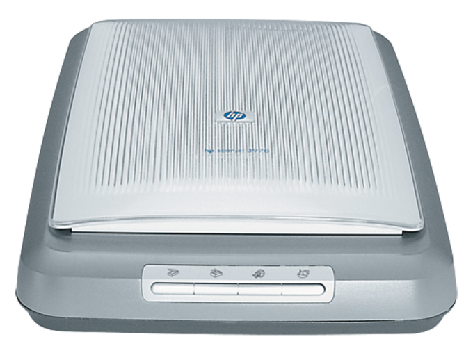 HP Scanjet 3970 Scanner series drivers