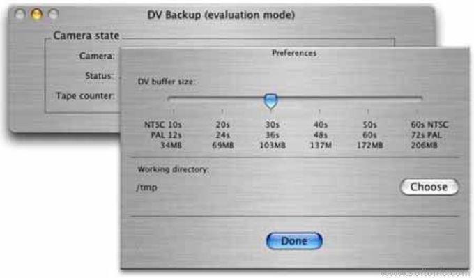 DV Backup