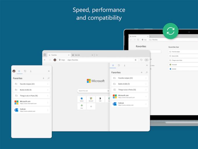 Microsoft Edge Preview (Unreleased)