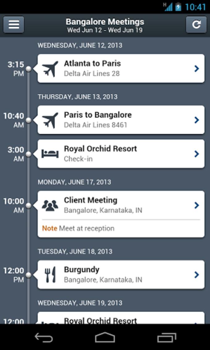 TripCase Travel Alerts