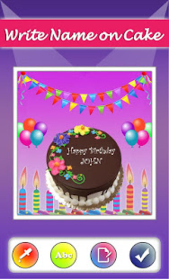 Birthday Song With Name Wish Video Maker For Android Download