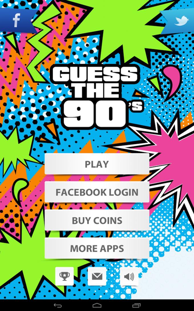 Guess The 90 S Para Android Descargar