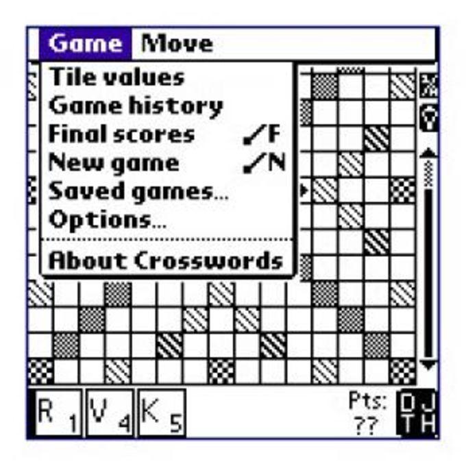 Crosswords