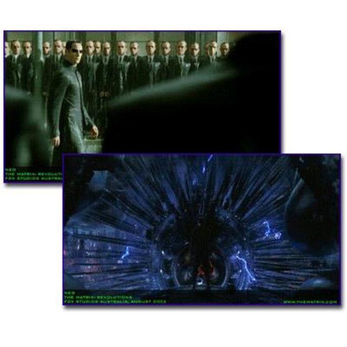 Matrix Revolutions Slide Show