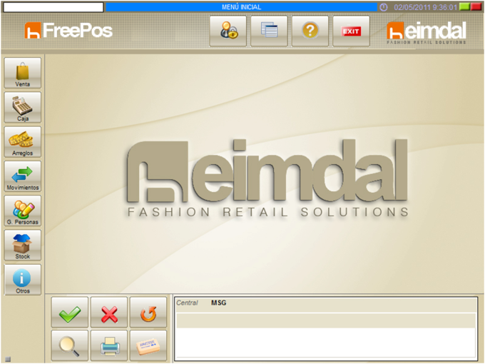 Heimdal Free POS