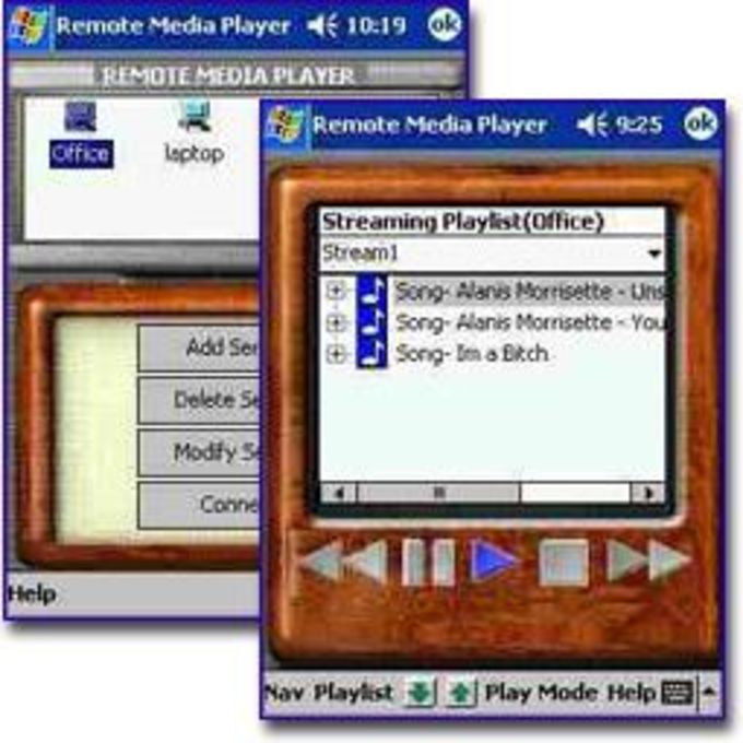 Remote Media Player