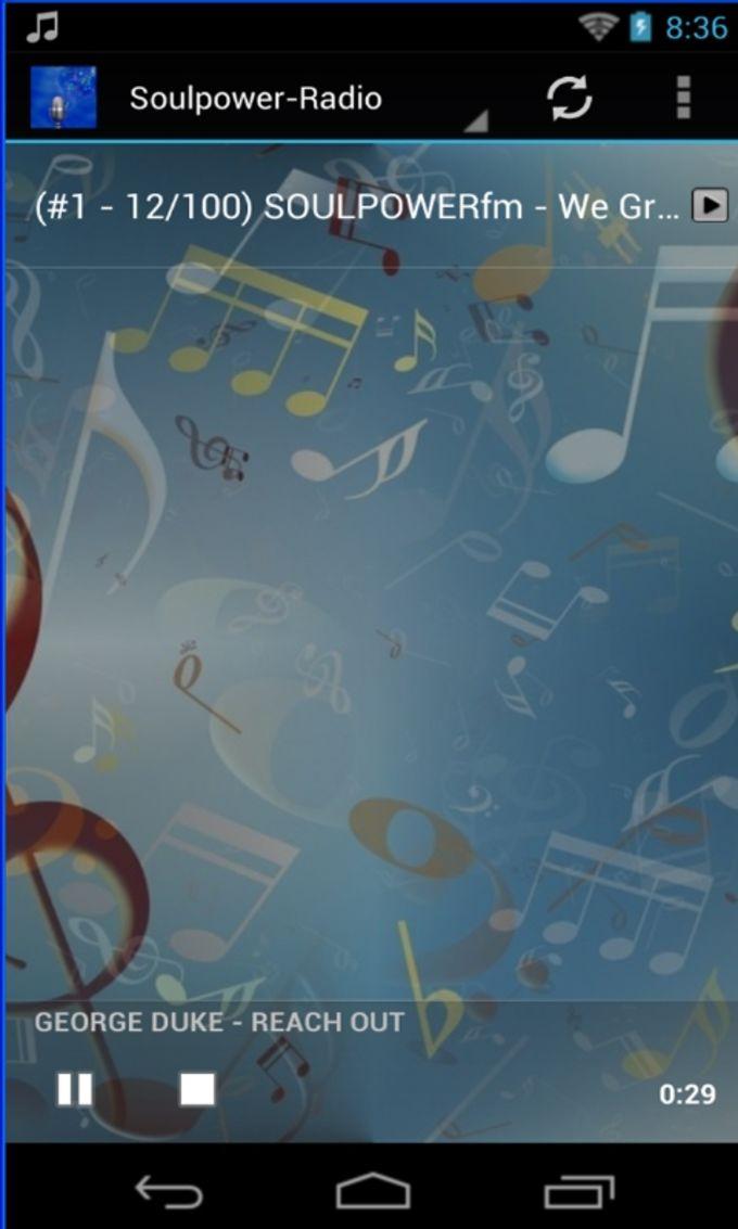 Soul Music Radio Stations Free