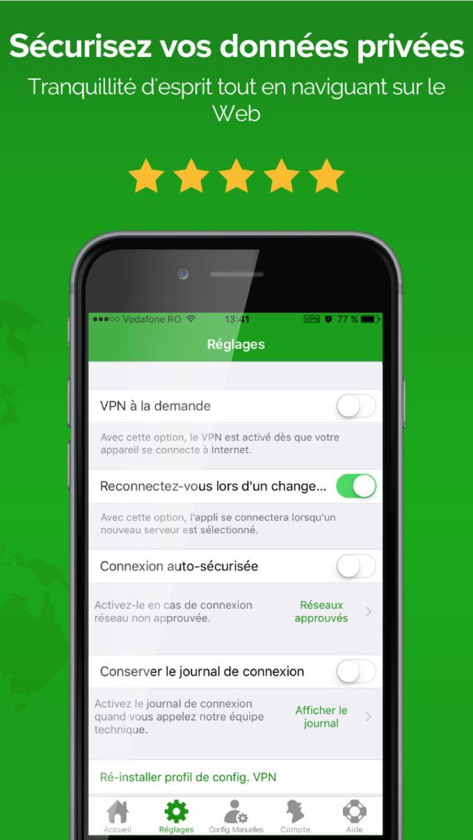 ibVPN - Best VPN for Secure Browsing